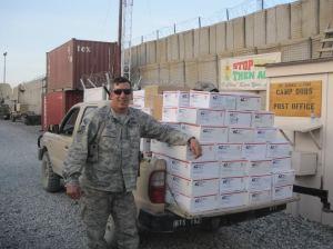 Truck Full Of School Supplies