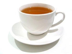 Tea; a cherished commodity.