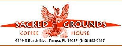 Sacred Grounds Logo