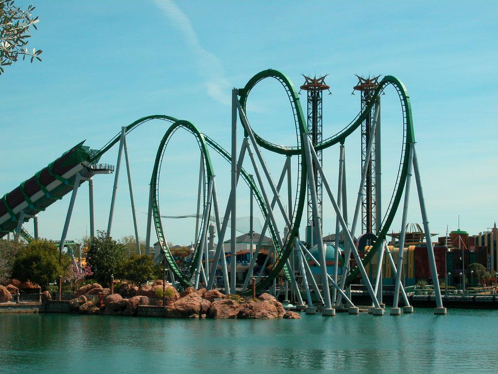 A Roller Coaster of a ...