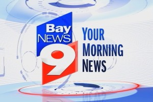 Hopefully our story will make Bay News 9! (photo from http://www.cfnews13.com/content/news/baynews9/video/news.html)